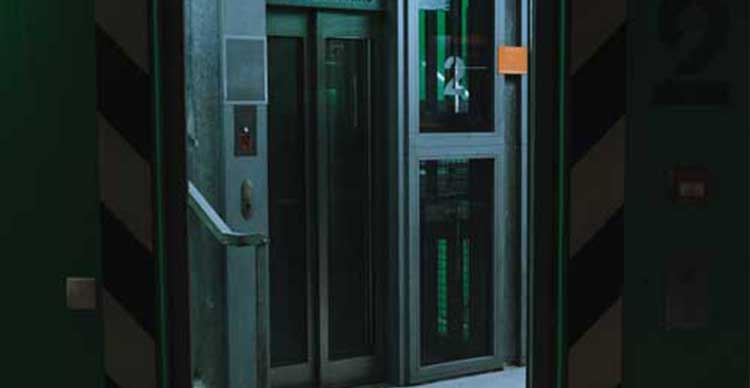 Ascenseur covid-19
